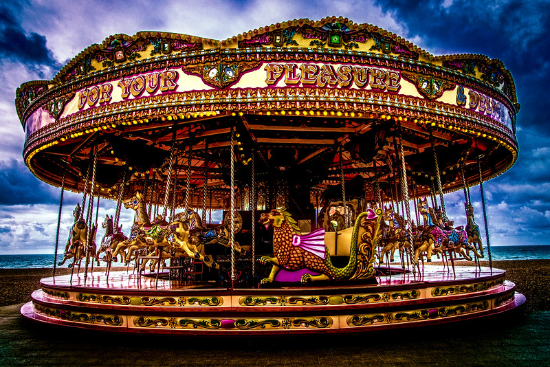 Seafront Carousel