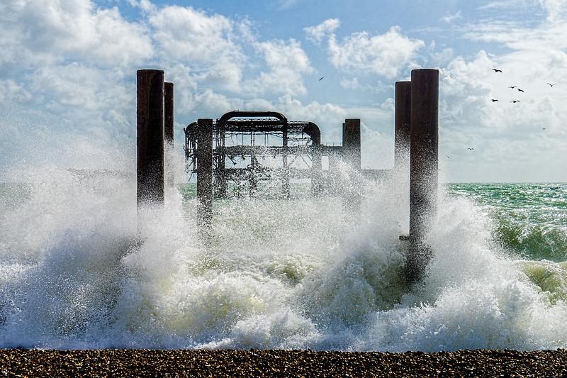 West Pier Splash