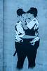Banksy's Two Policemen