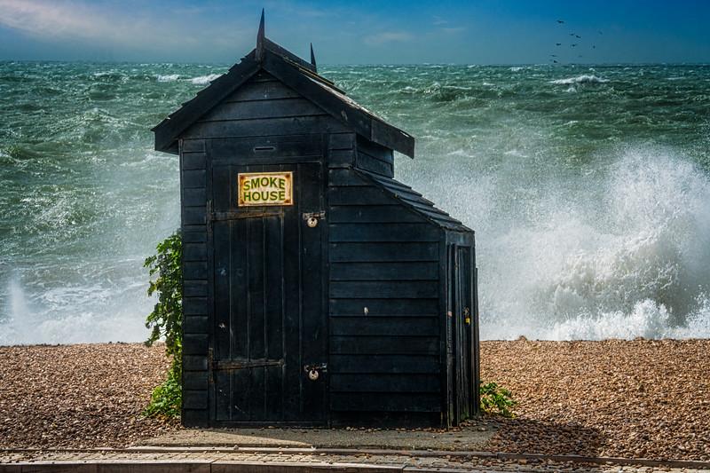 The Beach Smoke House