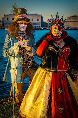 Carnivale Portraits