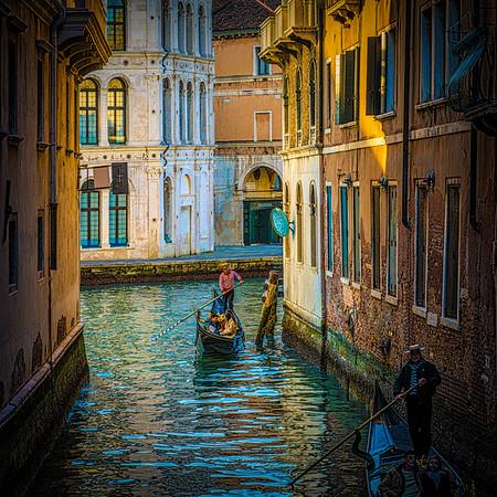Canals & Bridges