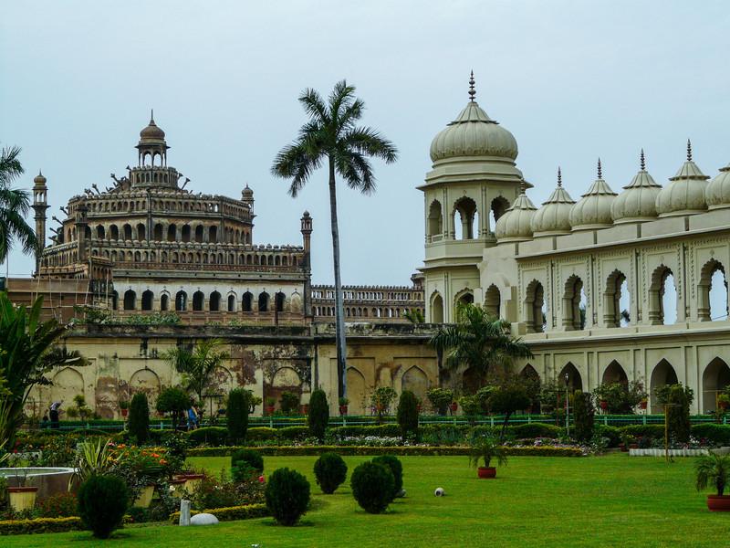 Gardens of Bara Imambara, Lucknow