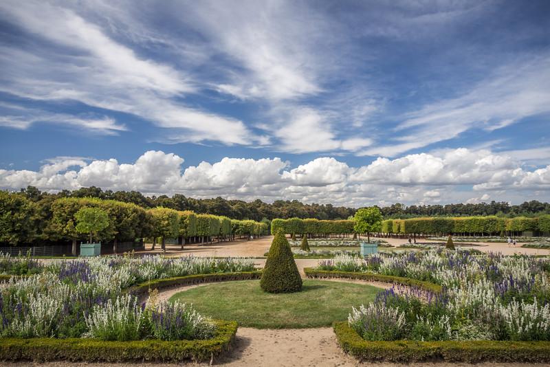 Trianon Gardens, Versailles