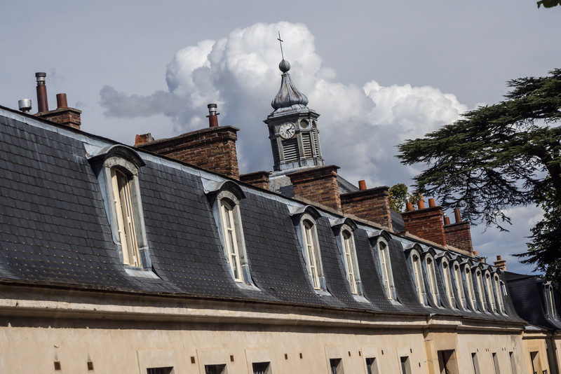 Atop Trianon, Versailles