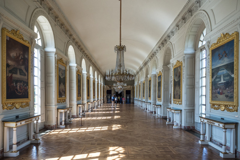 Hall of Trianon, Versailles