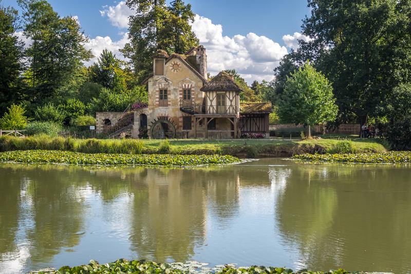 Village Idylle, Versailles