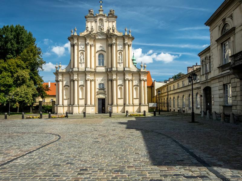 Visitation Church, Warsaw