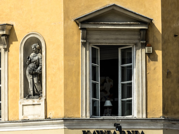 Window Watching, Warsaw
