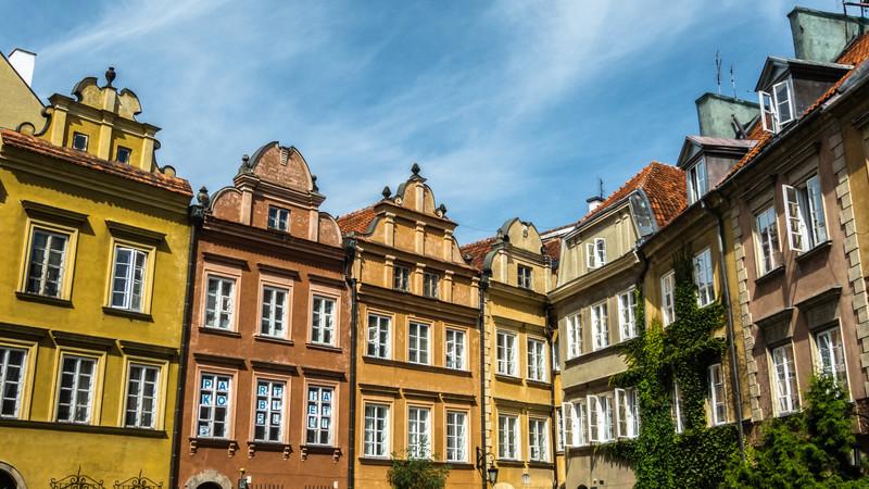 House Huddle, Warsaw