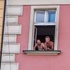 Workers in the Window, Wrocław