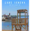 Riviera Beach Lifeguard Stand $55   -  11x14