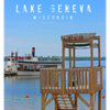 Riviera Beach Lifeguard Stand  $135 -  20x24 (Lake Geneva WI)