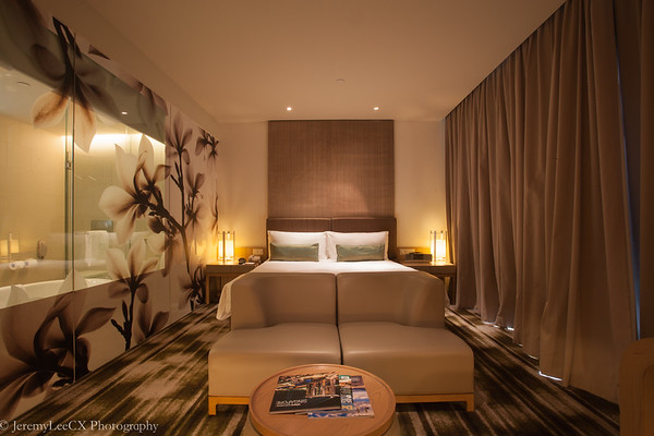 Crowne Plaza Changi Airport - Deluxe Room
