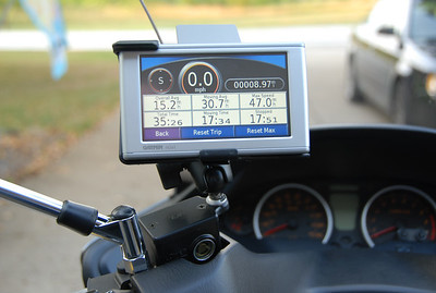GPS Mounting