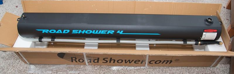 Road Shower 4