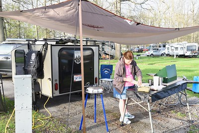 May 2018 Camping with TearJerkers