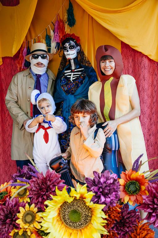 Halloween PhotoBOOth Waverly 2017