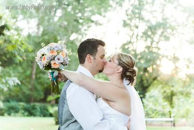 Jen & Bryan Fall Wedding
