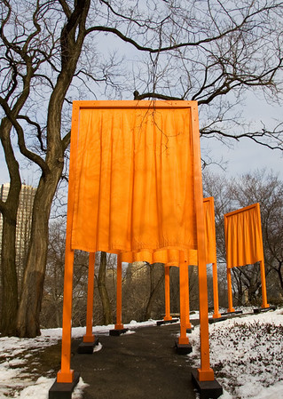 The Gates, New York