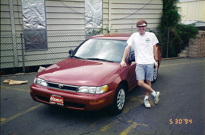 1994 New Corolla