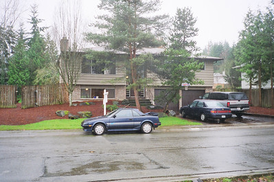 1995 House In Redmond