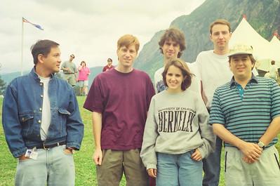 1995 Microsoft Company Picnic