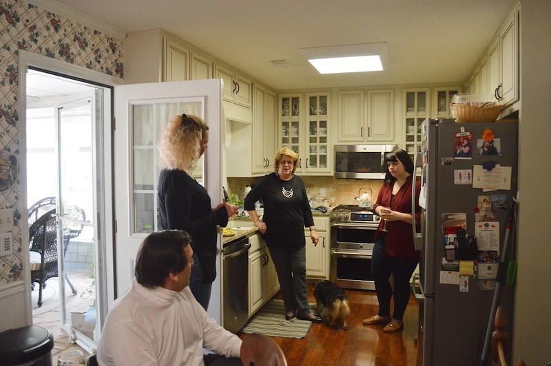 Marty, Suzanne, Jenny, K.C.