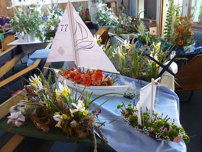 07'  Holidays afloat (on the Norfolk Broads0