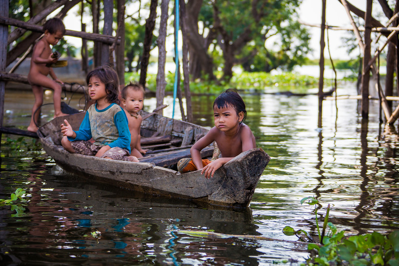 Cambodia - The Giving Lens