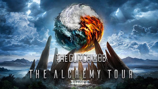 The Glitch Mob - The Alchemy Tour