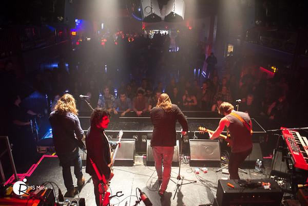 The Glorious Sons | Sugar Nightclub | Victoria BC