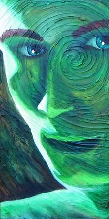 Green Man #4