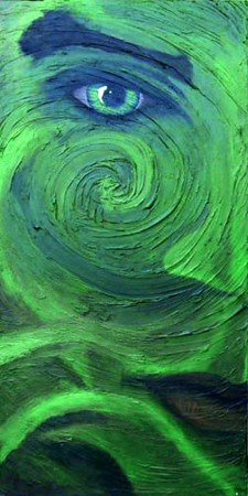 Green Man #2