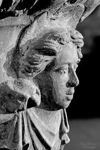 Sculpture in Old Westbury Gardens.