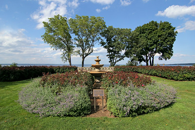 Posner Garden at Sands Point Preserve
