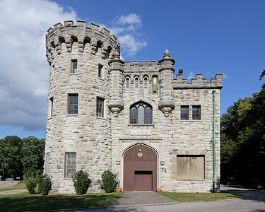 Castle Gould at Sands Point Preserve