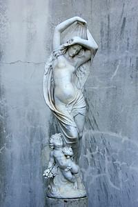 Statue at the Vanderbilt Estate in Centerport,NY.