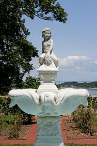 Sculpture at Vanderbilt Estate in Centerport,NY.
