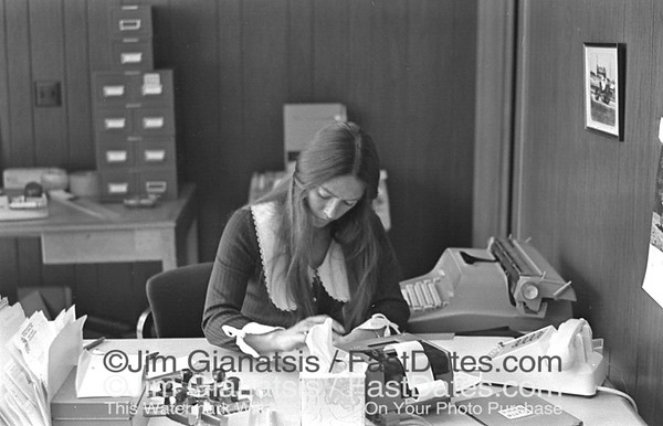 Edwina Mangus, Cycle News East Office Manager 1969-1976, Cycle News Long Beach office manager 1967 -1986.