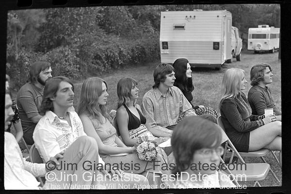 Gary Chaplin / Eve Priest Wedding 1972