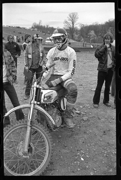 New Orleans 1976 National MX Program by Jim Gianatsis / FastDates.com