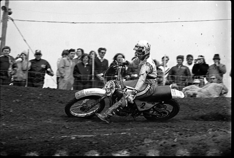 Appalachia 1974 AMA National Motocross