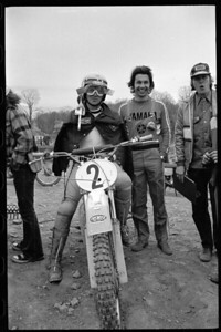 Appalachia 1972 AMA National Motocross by Jim Gianatsis / FastDates.com