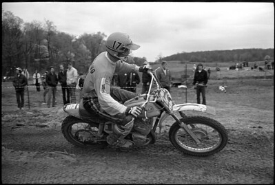 Appalachia 1974 AMA National Motocross - June 4-5th 500cc Class Winner Tont DiStefano