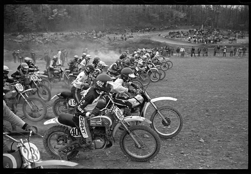 Appalachia, West Virginia, 1974 June 4th - 250 National Race