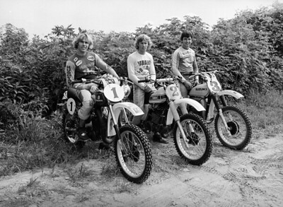 1975 AMA National Motocross Champions