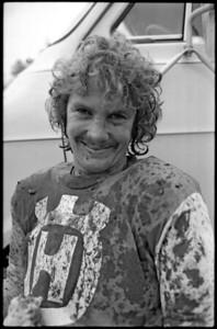 1975 Unadilla Trans-Am Husqvarna 250cc Support rider Terry Clark