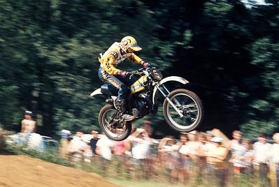 Bob Hannah 1976 125cc Yamaha OW26
