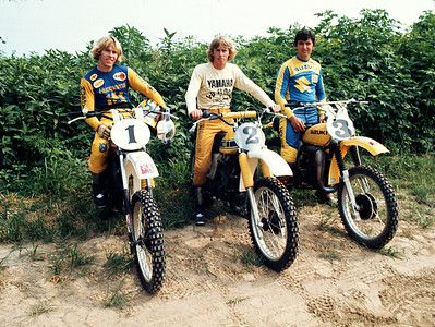 1975 AMA National Motocross Champions